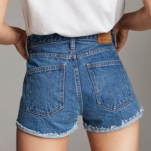 Denim Forum jean short NWT